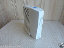 Motorola surfboard sb4220 broadband cable modem docsis 2.0 without power cord in Joliet, Illinois