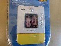 """Brand New Royal 29449t 1.5"""" digital picture keychain in Bolingbrook, Illinois"""