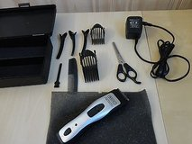 WAHL 9627 cordless rechargeable homepro hair cutting kit with hard case. in Lockport, Illinois