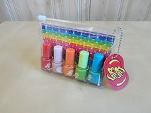 Brand New jelly belly 5 colors nail polish in Plainfield, Illinois