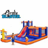Pirate Blaster Inflatable Water Park Rental in Fort Belvoir, Virginia