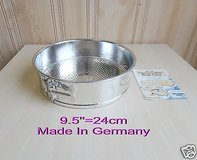 Brand New cheese cakes pan 9.5''=24cm made in germany in Joliet, Illinois