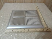 New Item 10.75'' x 8.75''  aluminum ventilation hood in Lockport, Illinois