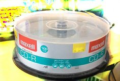 Maxell CD Recordable Media CD-R -700 MB in Guam, GU
