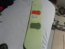 nitro kids snowboard 132 cm yellow with cat design no bindings rs 7348 in Fort Carson, Colorado