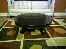Round Coffee Table w/Pedestal Base in Fort Lewis, Washington