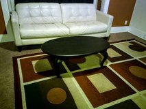 Antique Style Oval-Shaped Coffee Table in Fort Lewis, Washington