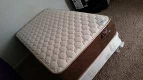 BRAND NEW! Never used TWIN Verlo double-sided mattress set! in Naperville, Illinois