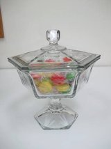 NEW Glass (Pedestal Style) Candy Dish in Brookfield, Wisconsin