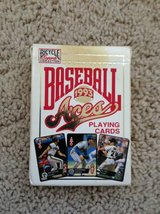 New Major League 1993 Aces Playing Cards in Wilmington, North Carolina