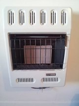 Gas Heater Wall - Glo Warm Brand in Wilmington, North Carolina