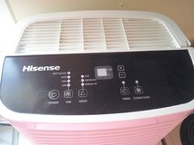 Used Hisense White Room Dehumidifier in Wilmington, North Carolina