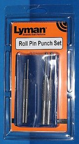 lyman roll pin punch set new in package in Pleasant View, Tennessee