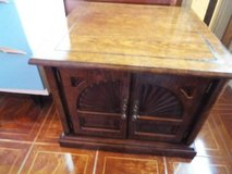 End Table with two seashell shape doors*Lower Price in Fort Leonard Wood, Missouri