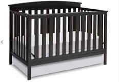 Delta 4 in 1 Baby Crib with Mattress in Elgin, Illinois