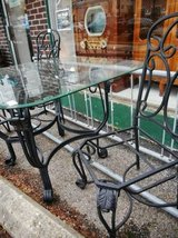 Wrought Iron Patio Furniture in St. Charles, Illinois