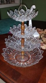 4 Tier Serving Dish in Cleveland, Texas