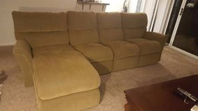 LIKE NEW! Lazyboy Recliner Couch w/ Chaise - Delivery Available! in Naperville, Illinois