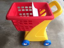 Little Tikes Shopping Cart....Good Condition! in Yorkville, Illinois