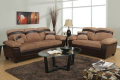 ✿New Tan Sofa and Loveseat with Storage Set FREE DELIVERY in Miramar, California