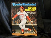 1976 sports illustrated magazine reds johnny bench world series nov 1  - clean in Camp Lejeune, North Carolina