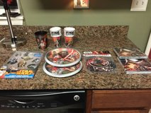 Star Wars Force Awakens Brand New B-day Decorations in Plainfield, Illinois