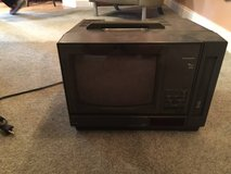 "Panasonic AG-550 4 Head VHS VCR Recorder Monitor with 10"" Screen in Yorkville, Illinois"