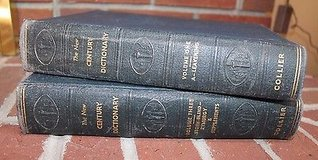 Vintage The New Century Dictionary of the English Language Vol 1 & 3,  Collier in Naperville, Illinois