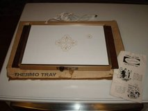 Vintage Cornwall THERMO TRAY Electric Food Warmer New in Box L@@K!! in Brookfield, Wisconsin