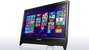 "lenovo c260 19.5"" windows 10, all-in-one pc in Sandwich, Illinois"