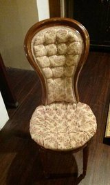 Antique Chair in Fort Leavenworth, Kansas