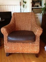 2 - Banana Leaf Chair from Pier 1 in Schaumburg, Illinois