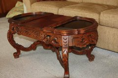 Antique Carved Centre Table in Houston, Texas