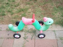 INCH WORM RIDING TOY in El Paso, Texas
