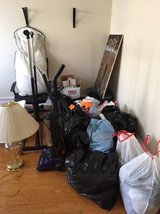 Moving and all of this must go!!! Vacuum, clothing rack, clothes and in Philadelphia, Pennsylvania