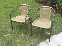 2 Patio or Indoor Chairs in Camp Lejeune, North Carolina