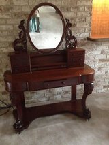 rare antique 1800s victirian duchess dressing table original in Kingwood, Texas