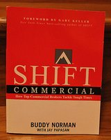 Autographed SHIFT Commercial by Papasan Jay/Norman Buddy (2011, Paperback), New in Naperville, Illinois