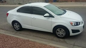 2015 Chevy Sonic LT in Fort Bliss, Texas
