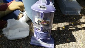 Shark Navigator Vacuum Cleaner for 1/3  the Price You'd Pay at Walmart in Fairfield, California