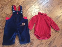 Boy's Outfit - sz 3-6 Months in Camp Lejeune, North Carolina