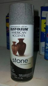 Rust-Oleum 7992830 Stone Creations Spray, Gray Stone, 12-Ounce in St George, Utah
