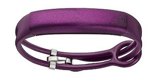 NEW purple jawbone up2 activity sleep tracker monitor thin strap orchid circle new* in Houston, Texas