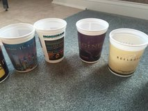 Las Vegas Casino Slot Coin Cups, 11 Total, Great Condition! in Yorkville, Illinois