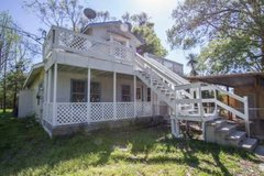 2 Story Home w/ Small Apartment Upstairs,3BR -- Owner Financing!! in Livingston, Texas