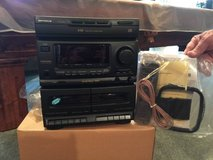 Optimus System 727 Stereo System 3CD Changer,  Dual Tape, Brand New in Yorkville, Illinois