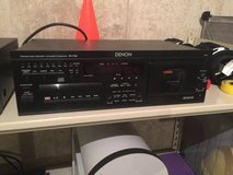 Denon DN-T620 Professional CD Player/Cassette Recorder Combi-Deck in St. Charles, Illinois