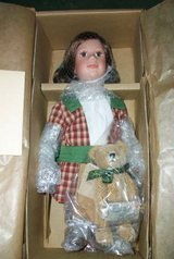 "Yesterday's Child Boyds Collection Doll ""Miss Molly"" in Box with Stand in St George, Utah"