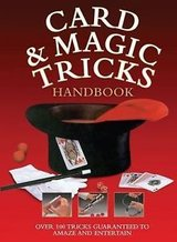Card and Magic Tricks Hard Cover Spiral Handbook (Instructor's) in Plainfield, Illinois