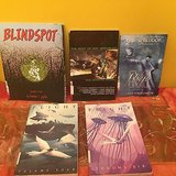 lot of 5 graphic novels comics blindspot, flight  and more in Morris, Illinois